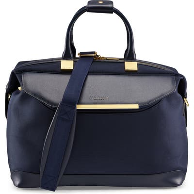 Ted Baker London Small Albany Duffel Bag - Blue