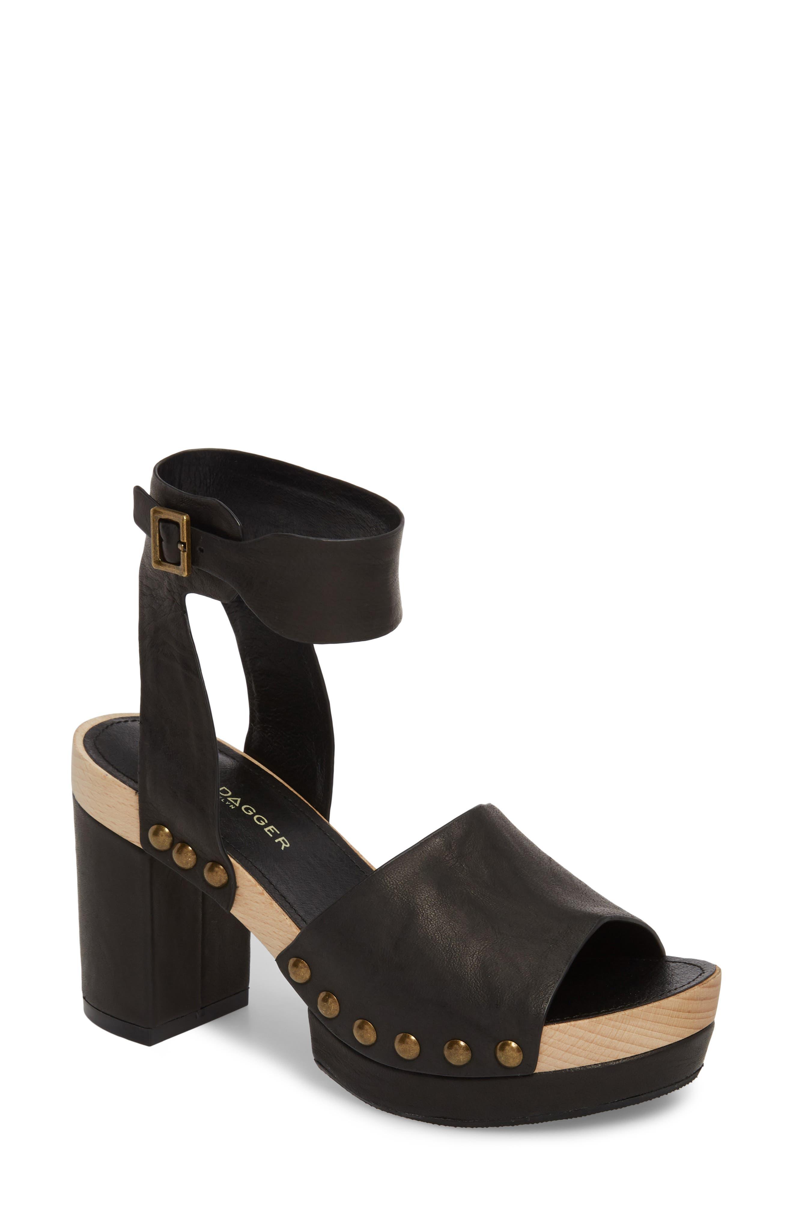 ,                             Farris Platform Sandal,                             Main thumbnail 1, color,                             001