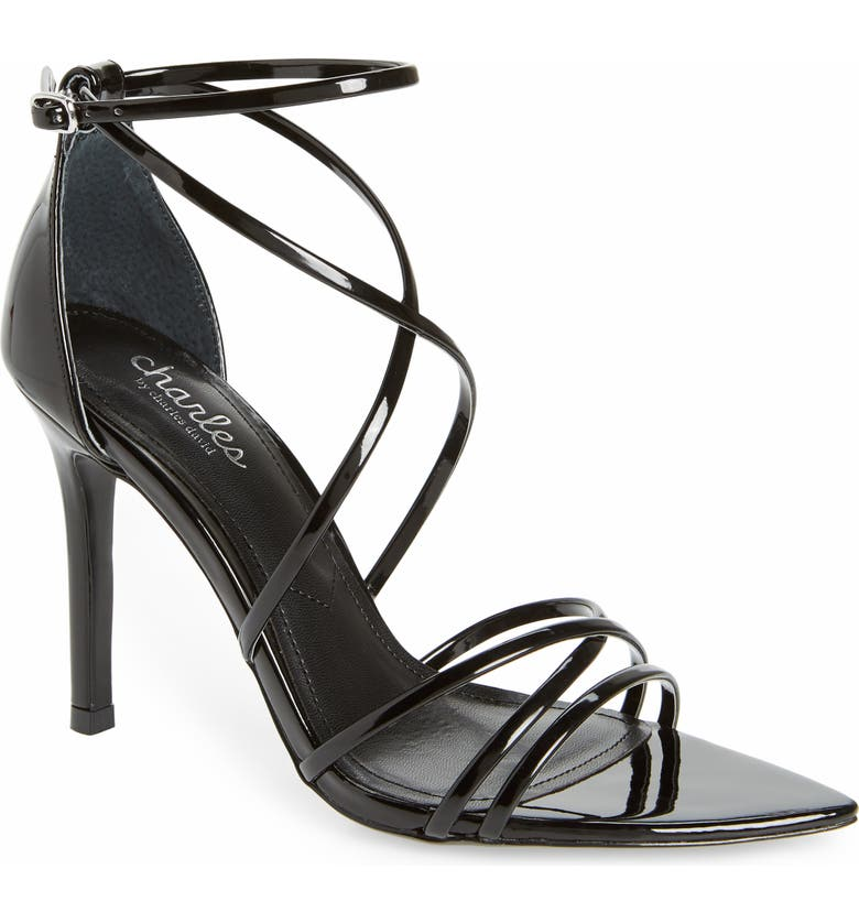 CHARLES BY CHARLES DAVID Trickster Strappy Sandal, Main, color, 001
