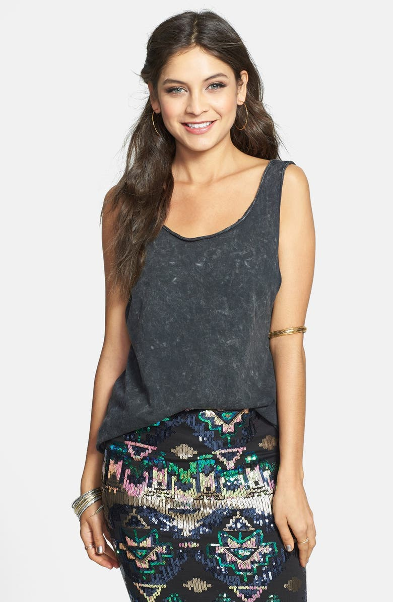 BP. Scoop Back Tunic Tank, Main, color, 001