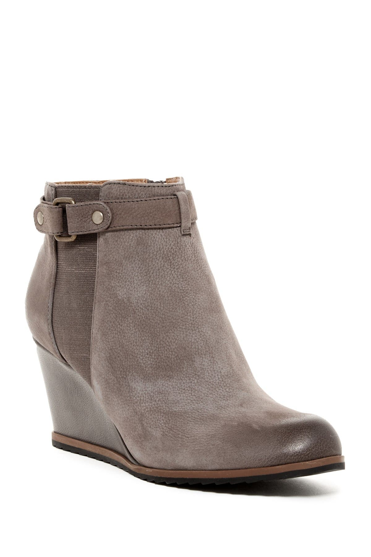 Image of SUSINA Keely Wedge Bootie - Wide Width Available