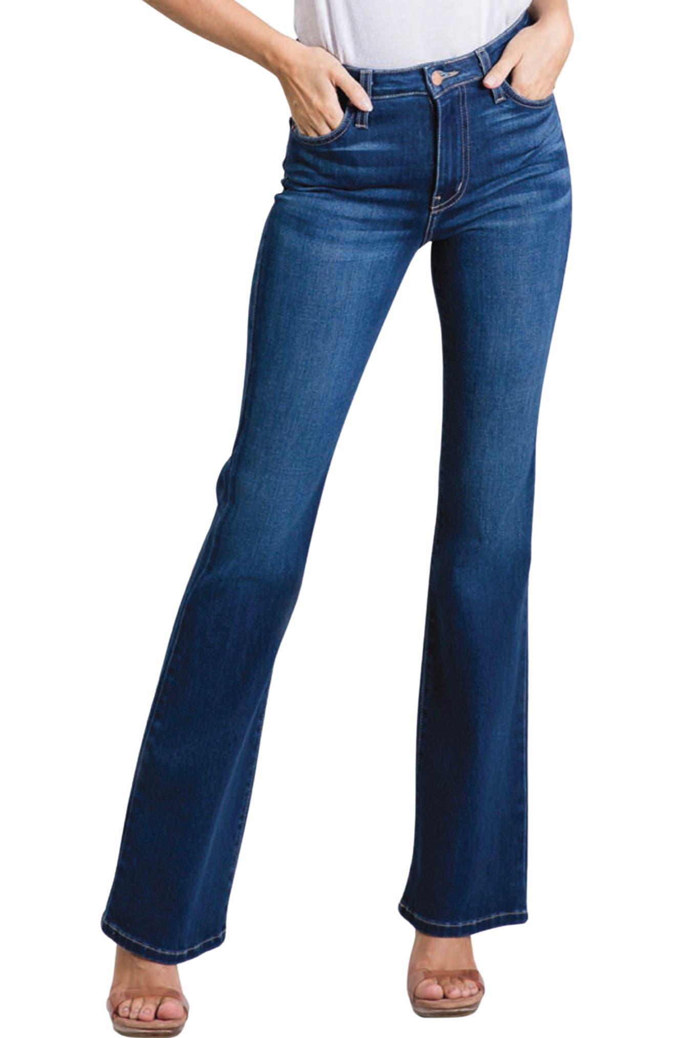 L.T.J. Women's L.T.J Florence Classic Bootcut Jeans