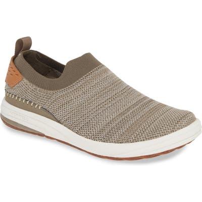 Merrell Gridway Moc Sneaker, Brown