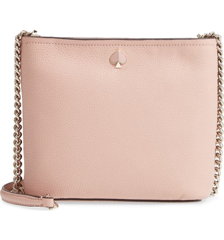 25b2547a28a89 kate spade new york small polly leather crossbody bag   Nordstrom