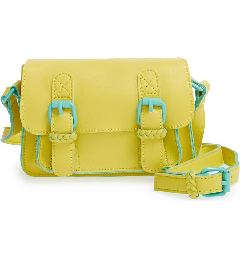 BIG BUDDHA 'Carina - Mini' Crossbody Bag, Main, color, 700
