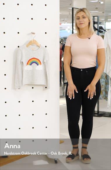 Rainbow Icon Instarsia Sweater, sales video thumbnail