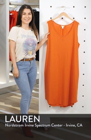 Shirttail Hem Tank Dress, sales video thumbnail