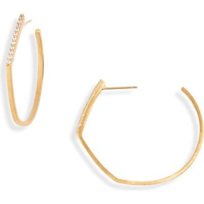 Dean Davidson Spire Midi Hoop Earrings