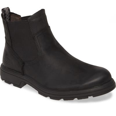 UGG Biltmore Waterproof Chelsea Boot- Black