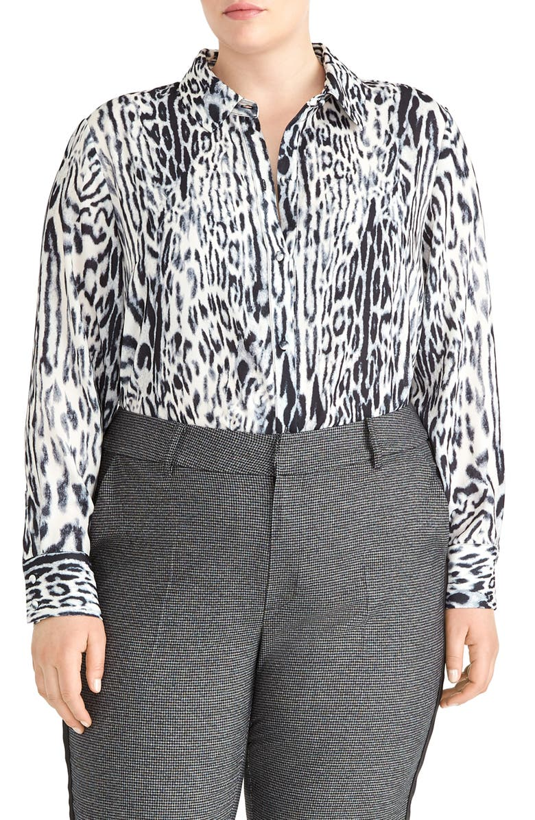 RACHEL ROY COLLECTION Tapered Pants, Main, color, CHARCOAL GREY