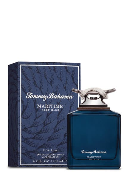 Image of Tommy Bahama Maritime Deep Blue Eau de Cologne Spray - 6.7 fl. oz.