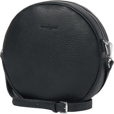 Urban Originals Cherry Love Vegan Leather Shoulder Bag - Black