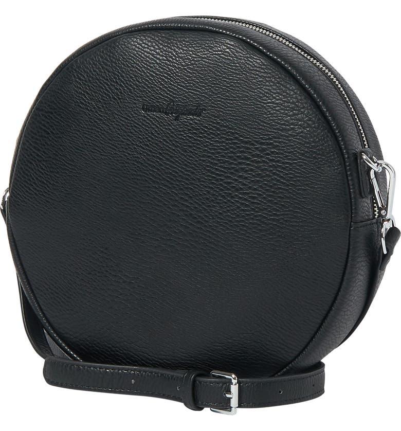 URBAN ORIGINALS Cherry Love Vegan Leather Shoulder Bag, Main, color, 001