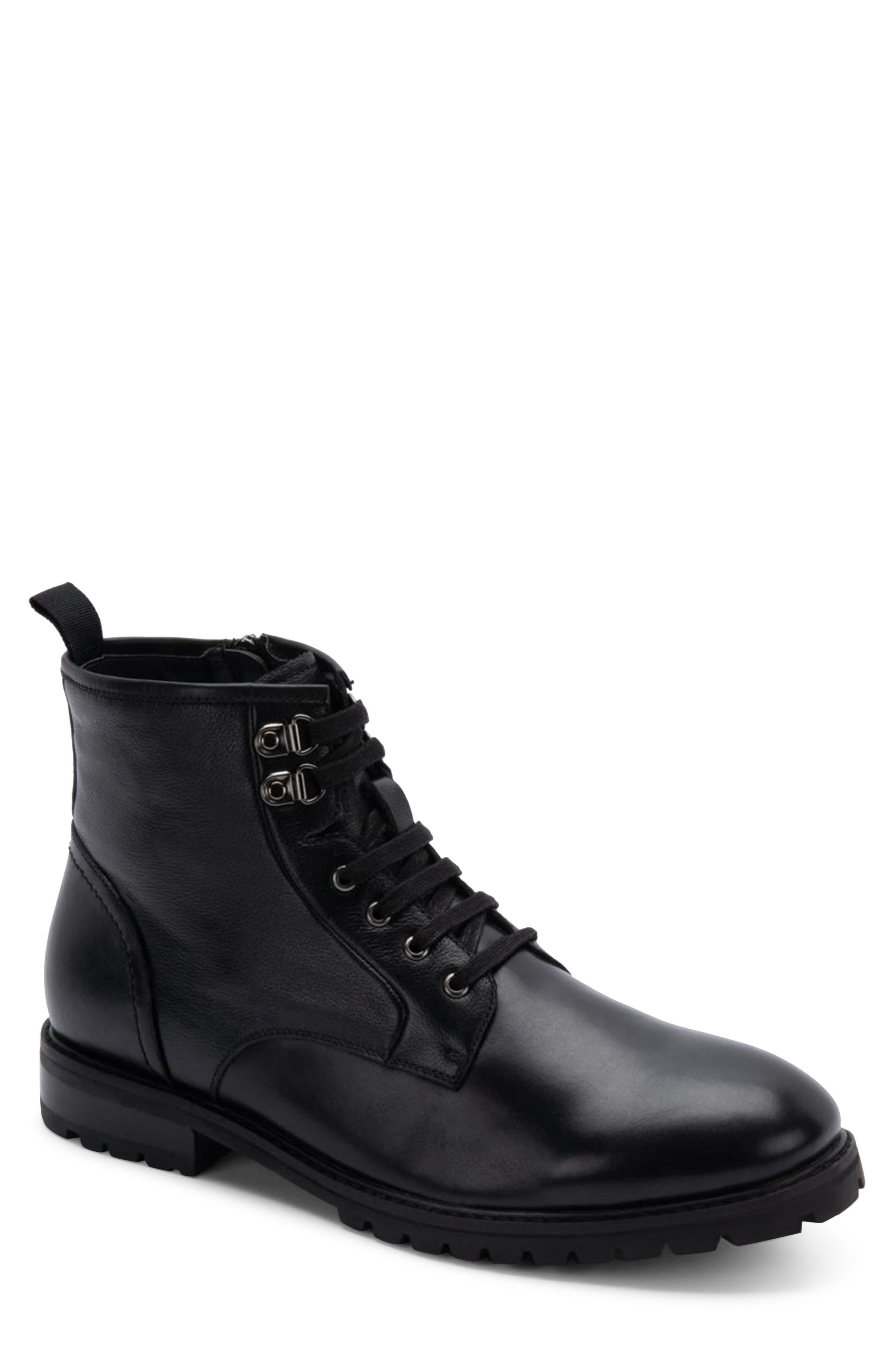 Levi Waterproof Plain Toe Boot