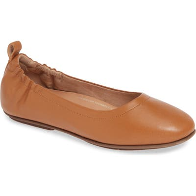 Fitflop Allegro Ballet Flat, Orange