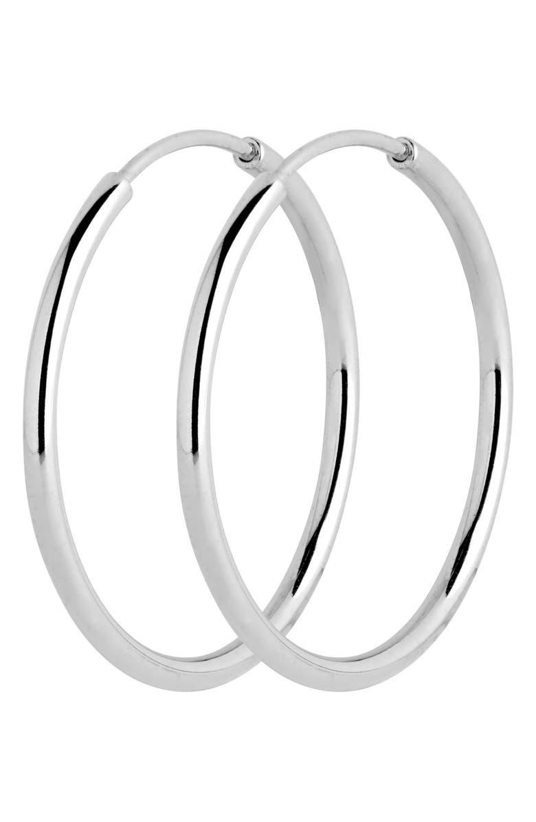 MARIA BLACK Senorita 20mm Endless Hoop Earrings, Main, color, 040