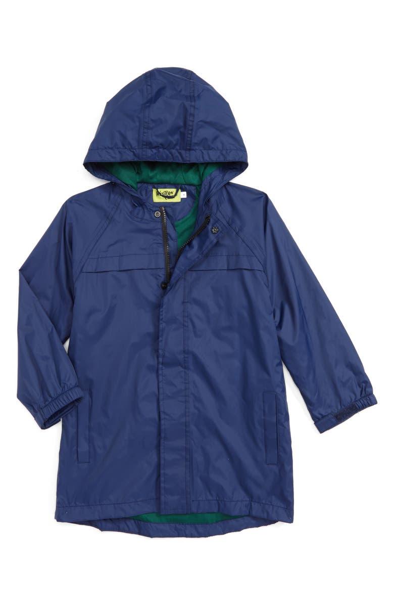 WESTERN CHIEF Raincoat, Main, color, NAVY