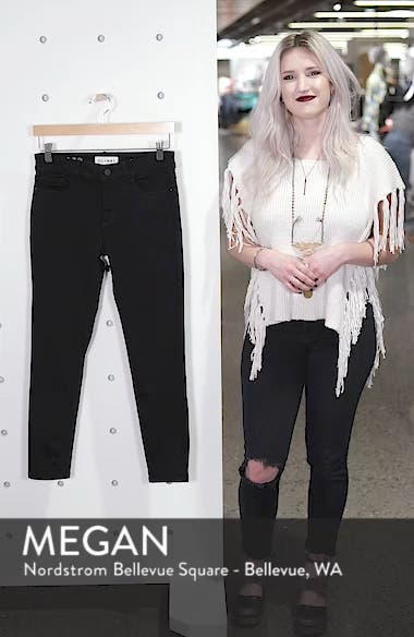 Florence Instasculpt Crop Skinny Jeans, sales video thumbnail