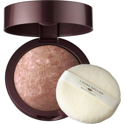 Laura Geller Beauty Baked Body Frosting - Hawaiian Glow All Over Face & Body Glow -