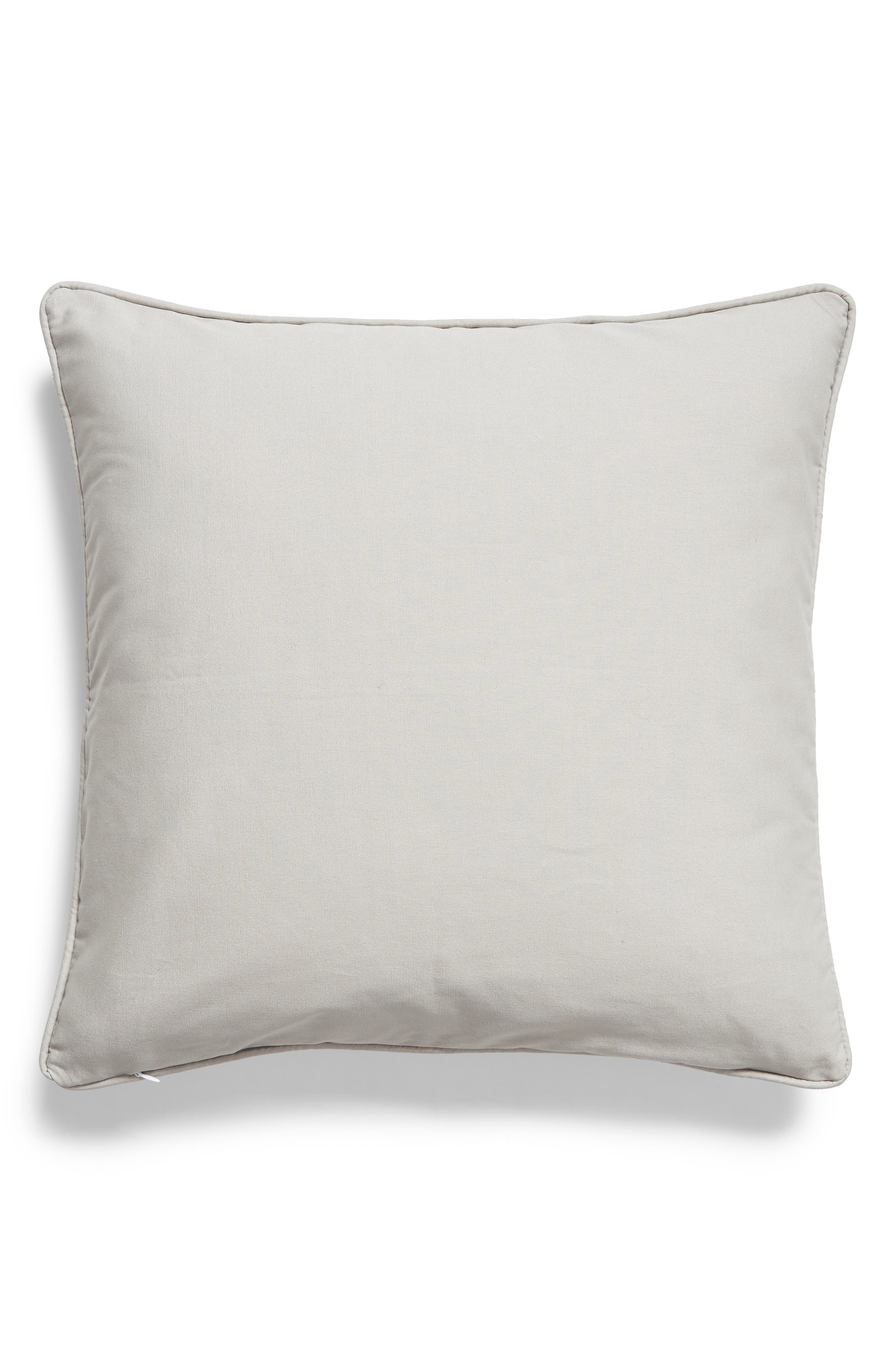 ,                             I Love My Mom Accent Pillow,                             Alternate thumbnail 2, color,                             GREY