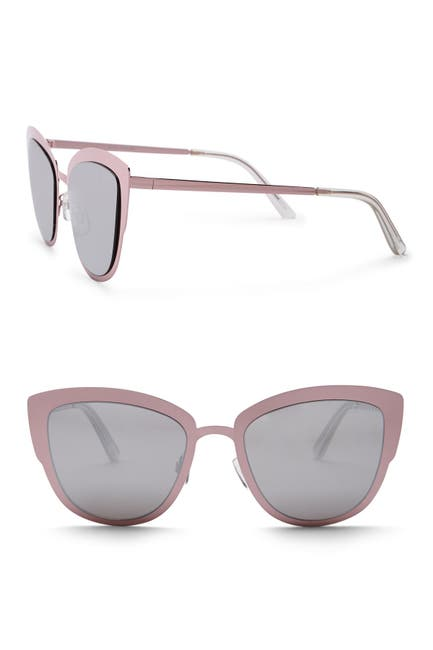Image of QUAY AUSTRALIA Super Girl 51mm Cat Eye Sunglasses
