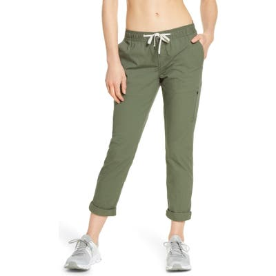 Vuori Ripstop Pants, Green