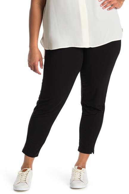 Image of GRACE ELEMENTS Pull-On Jersey Pants