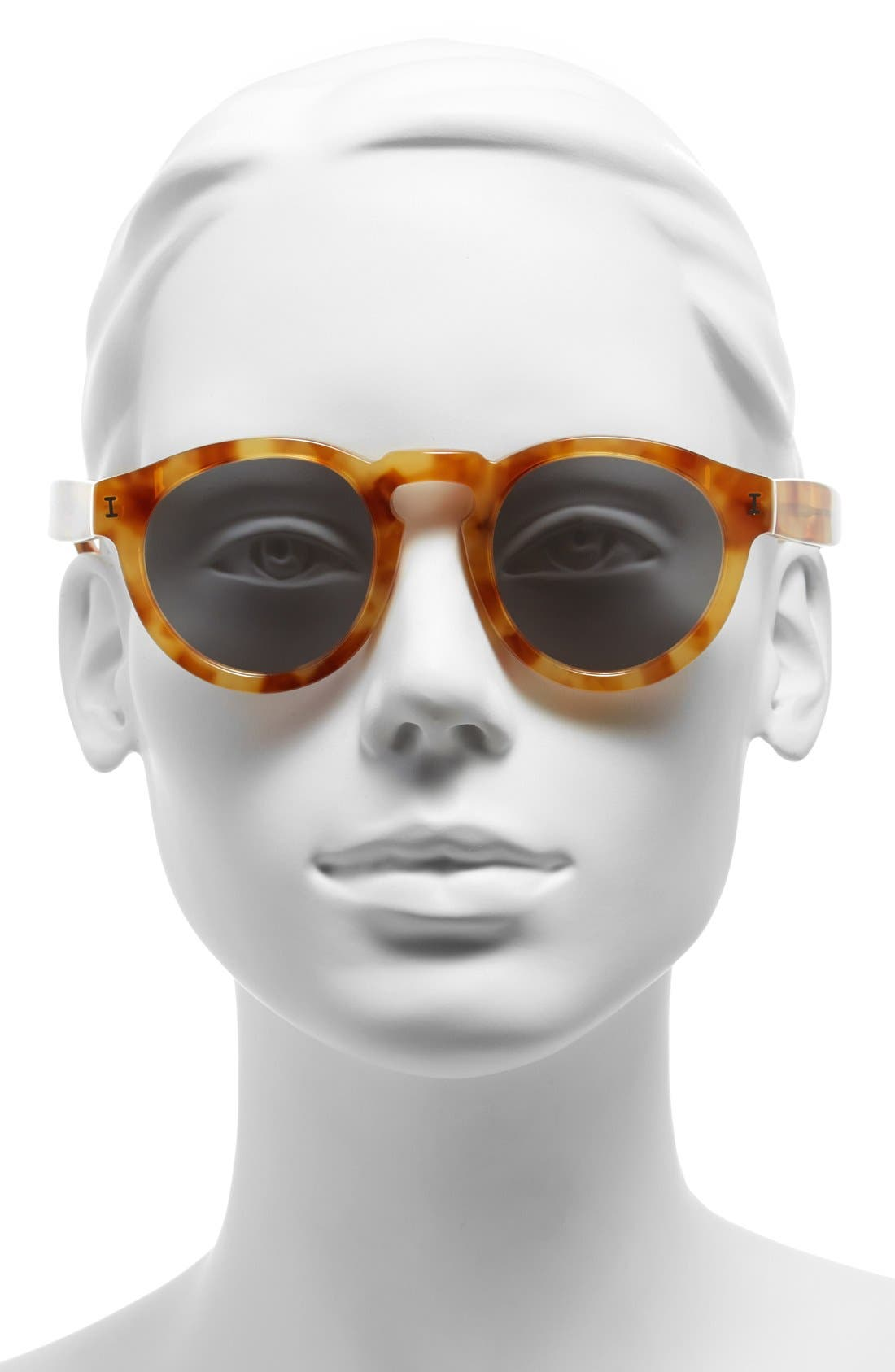 ,                             'Leonard' 47mm Sunglasses,                             Alternate thumbnail 135, color,                             800