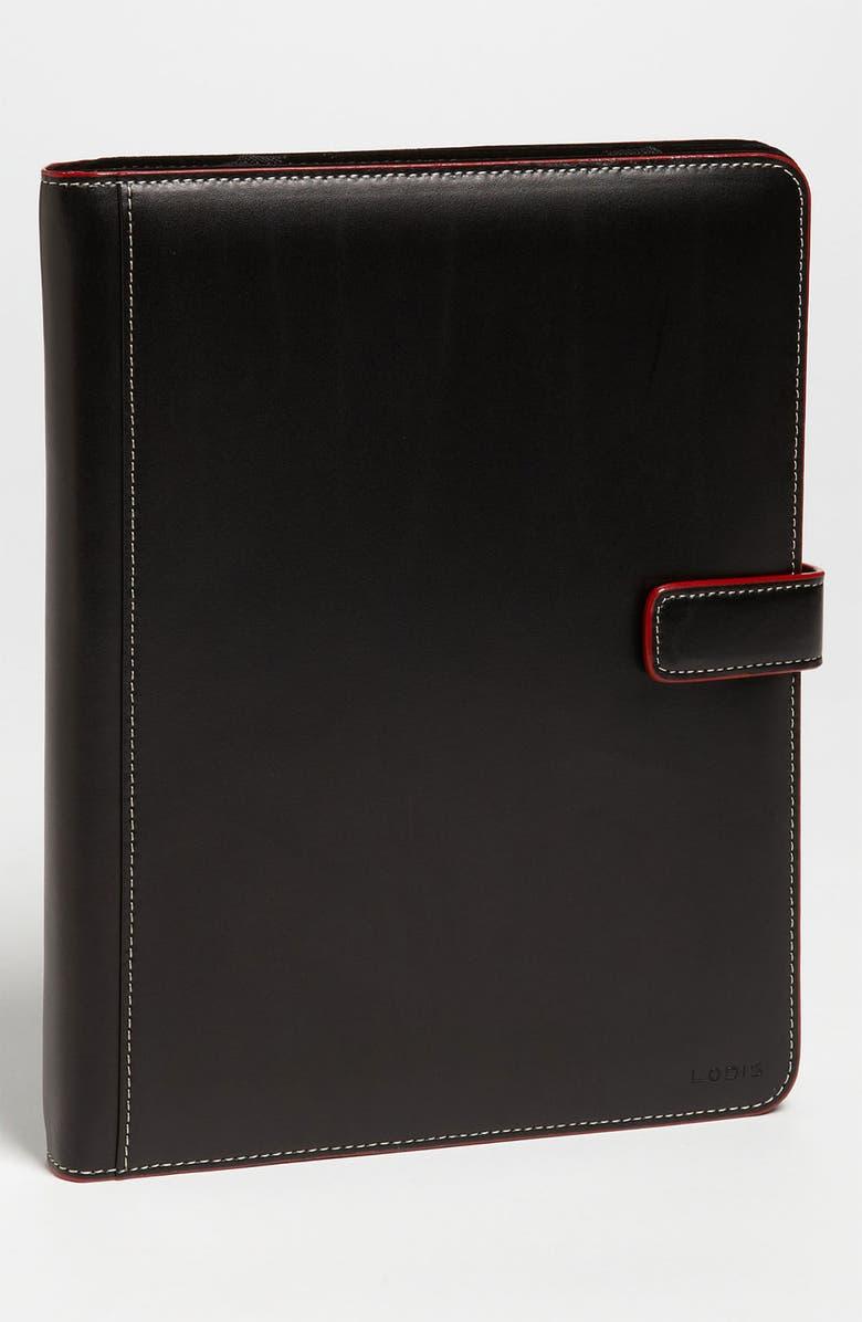 LODIS LOS ANGELES Lodis 'Sylvie Swivel' iPad Case, Main, color, 001