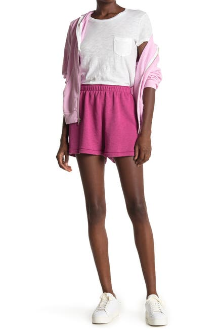 Image of WILDFOX Golden Pull-On Shorts