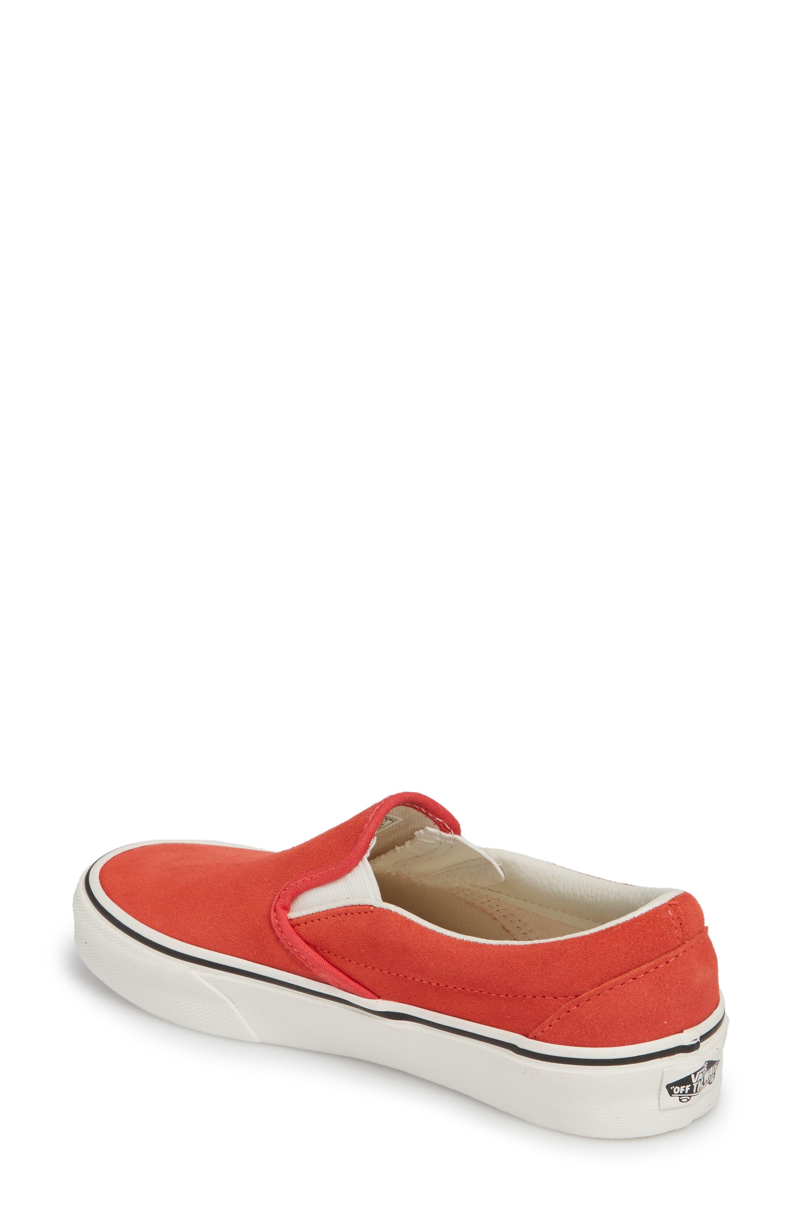 ,                             Classic Slip-On Sneaker,                             Alternate thumbnail 190, color,                             620