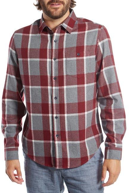 Image of PX Emile Flannel Regular Fit Shirt