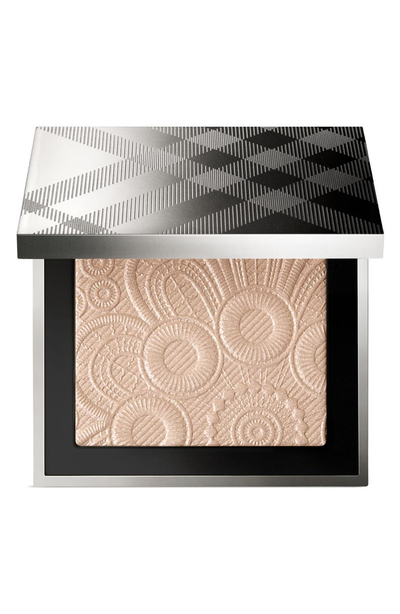 BURBERRY Beauty Fresh Glow Highlighter, Main, color, NUDE GOLD