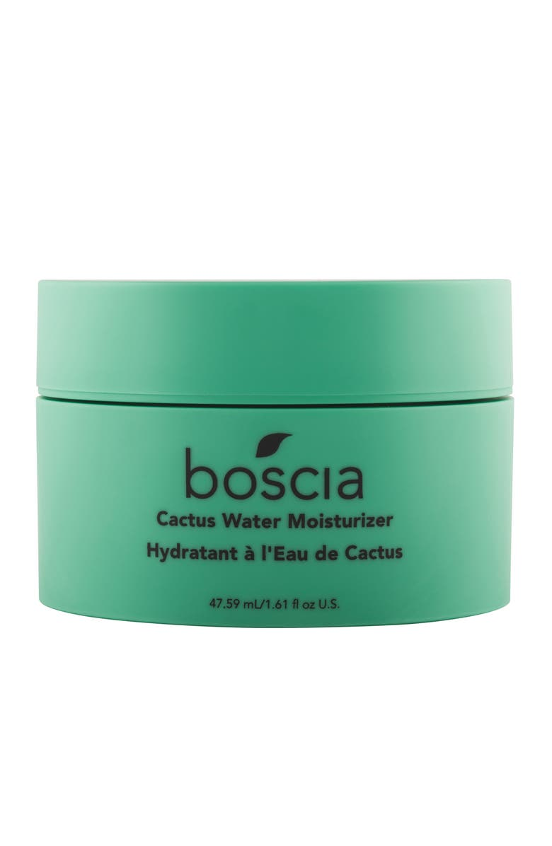 BOSCIA Cactus Water Moisturizer, Main, color, NO COLOR