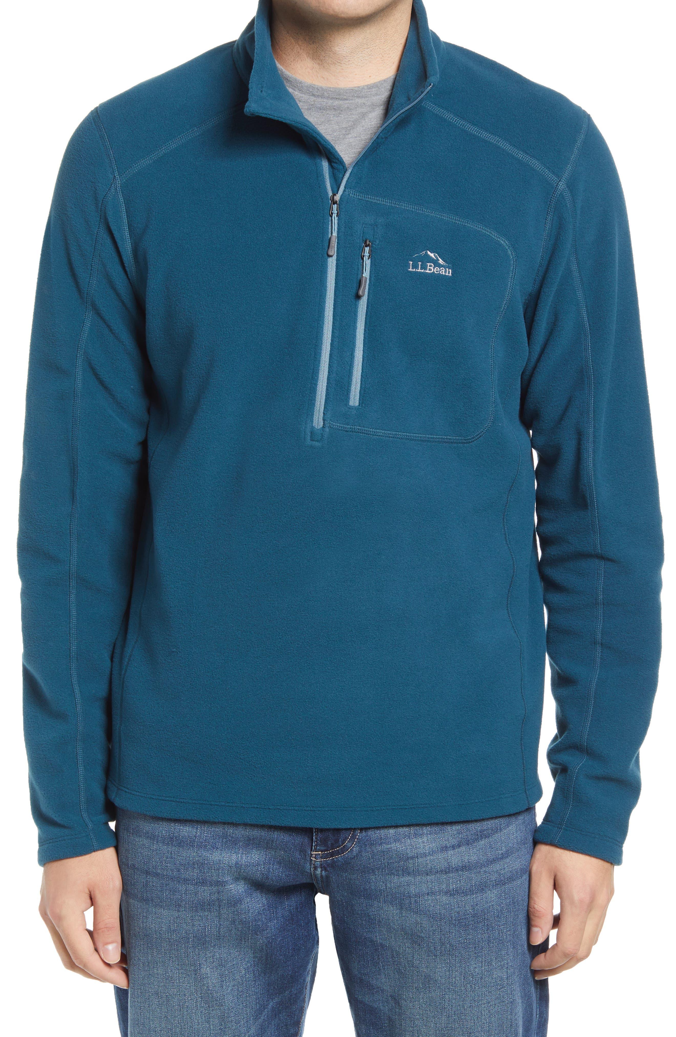 Men's Trail Fleece Quarter Zip Pullover