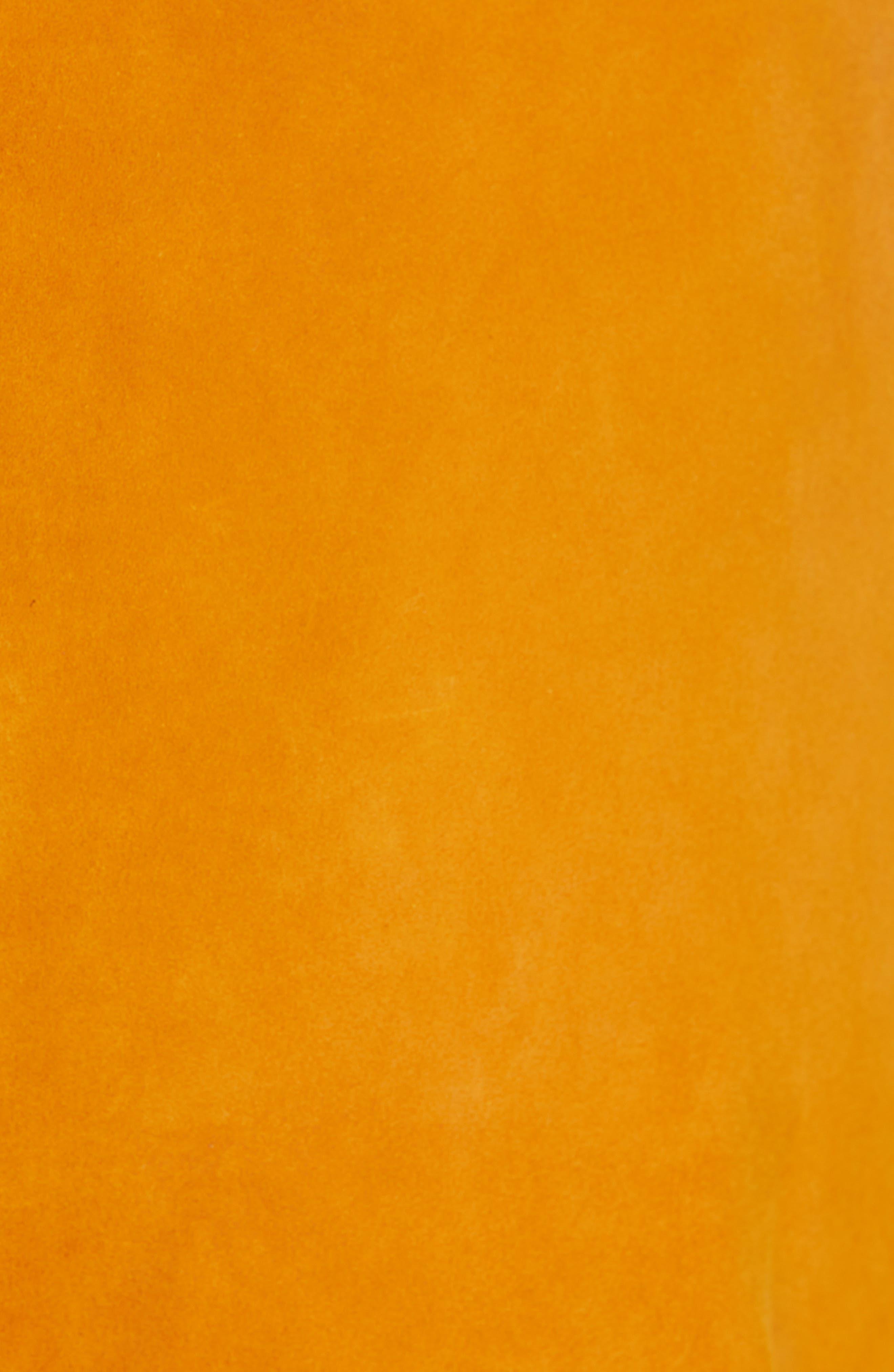 ,                             Neida Suede Miniskirt,                             Alternate thumbnail 11, color,                             800