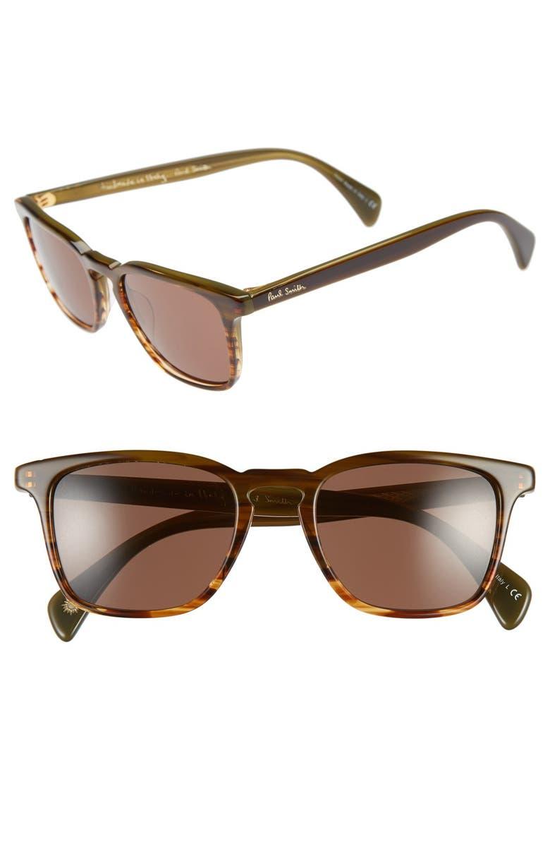 f497090f2183 Paul Smith 'Shawbury' 50mm Retro Sunglasses | Nordstrom