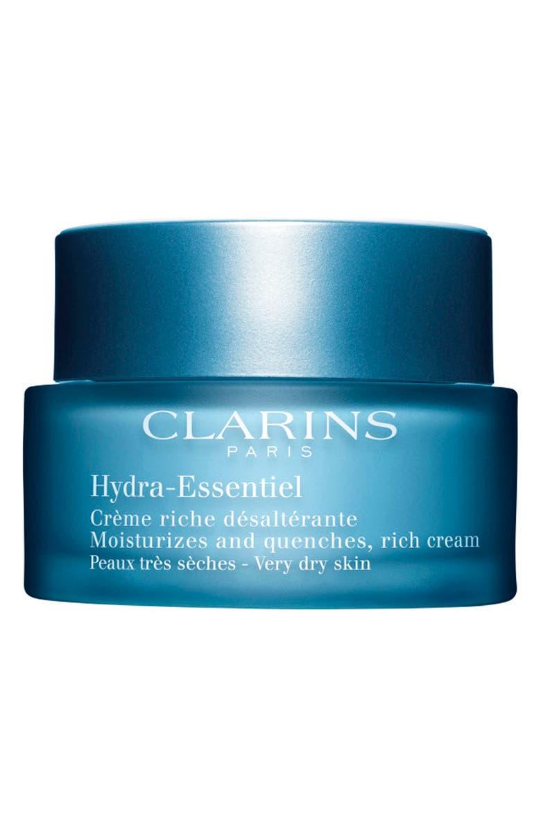 CLARINS Hydra-Essentiel Rich Cream, Main, color, NO COLOR