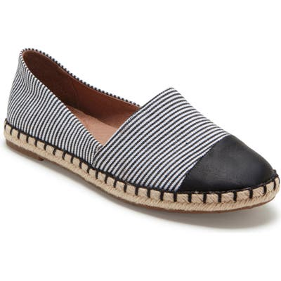 Adam Tucker Steele Espadrille- Black