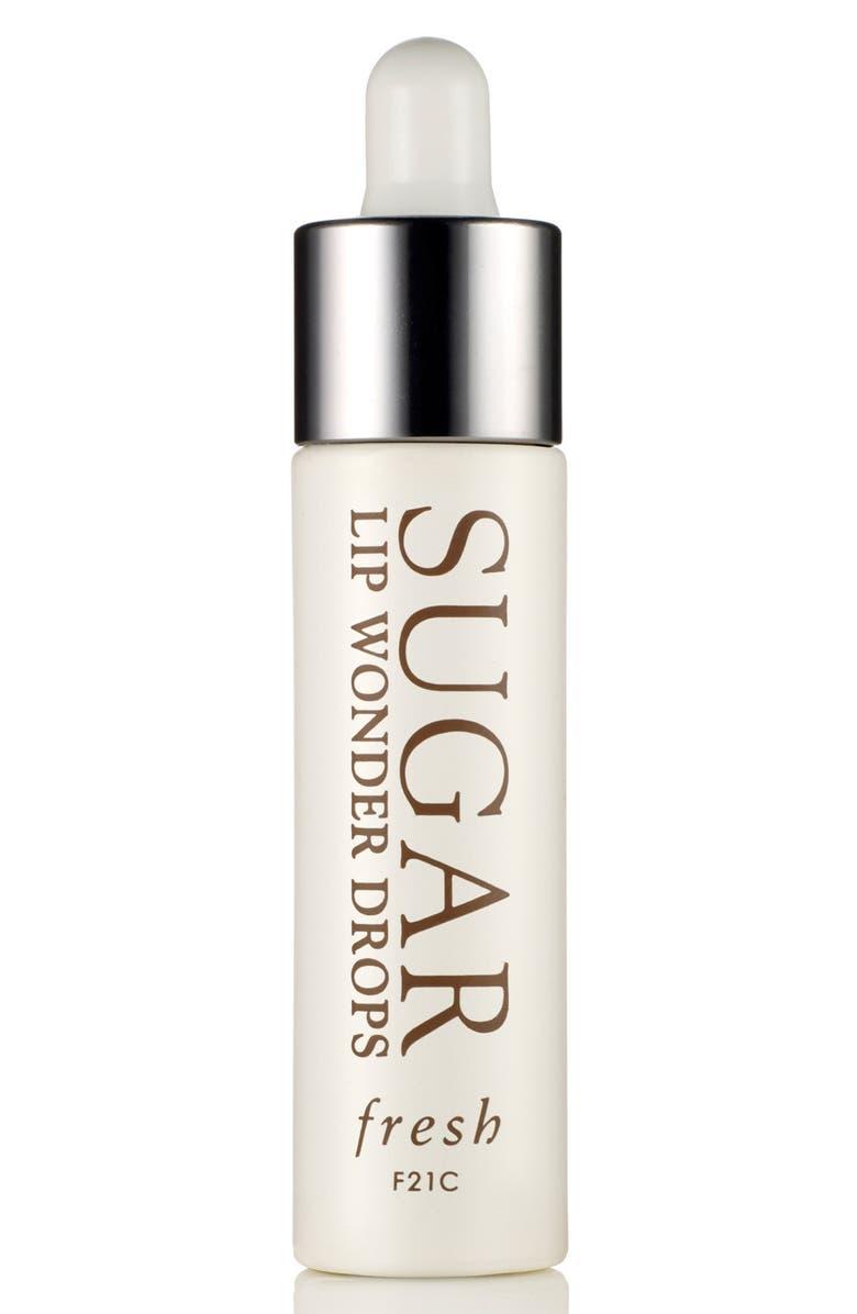 FRESH<SUP>®</SUP> Sugar Wonder Drops Lip Primer, Main, color, NO COLOR