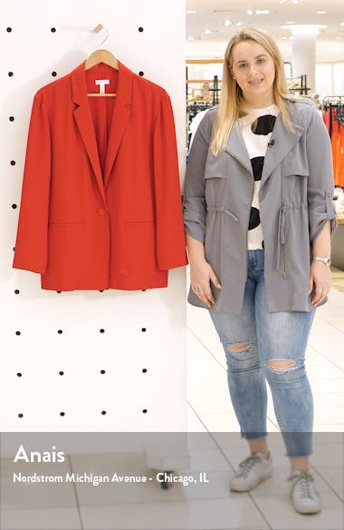 Boyfriend Blazer, sales video thumbnail
