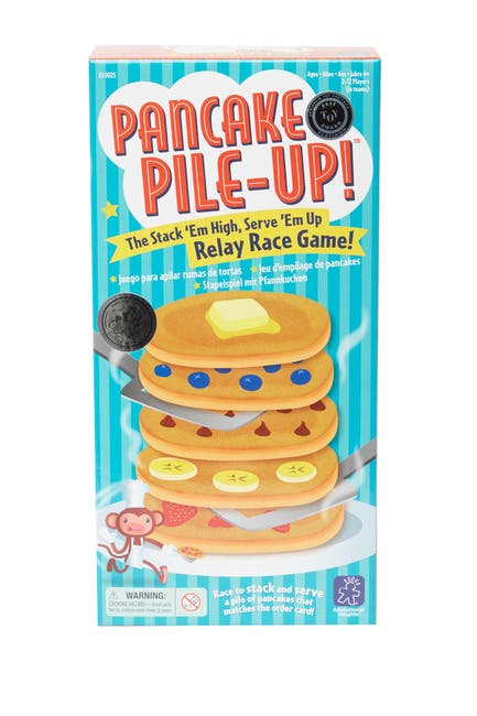 Image of Educational Insights Pancake Pile-Up!(TM) Relay Game