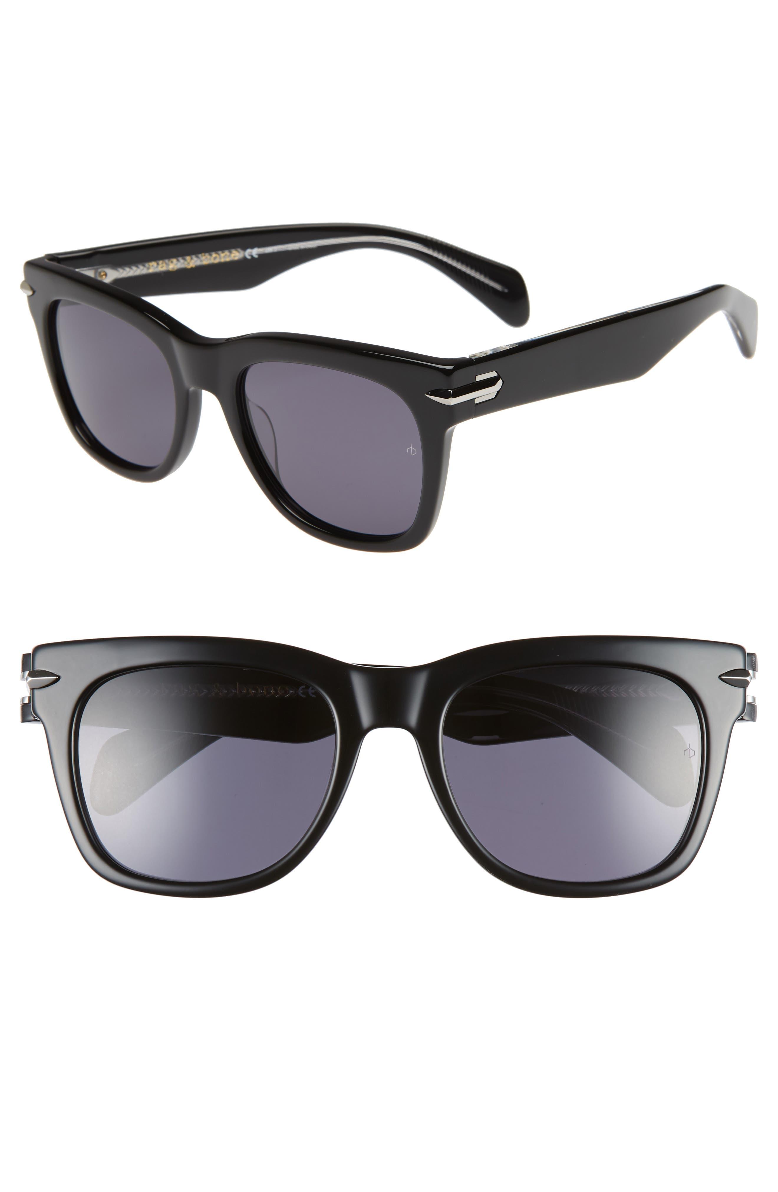 93c5a3c686c3 Rag & Bone 5m Polarized Sunglasses - Black