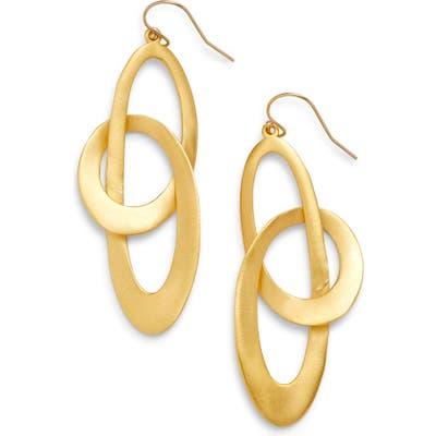 Dean Davidson Duna Loop Drop Earrings