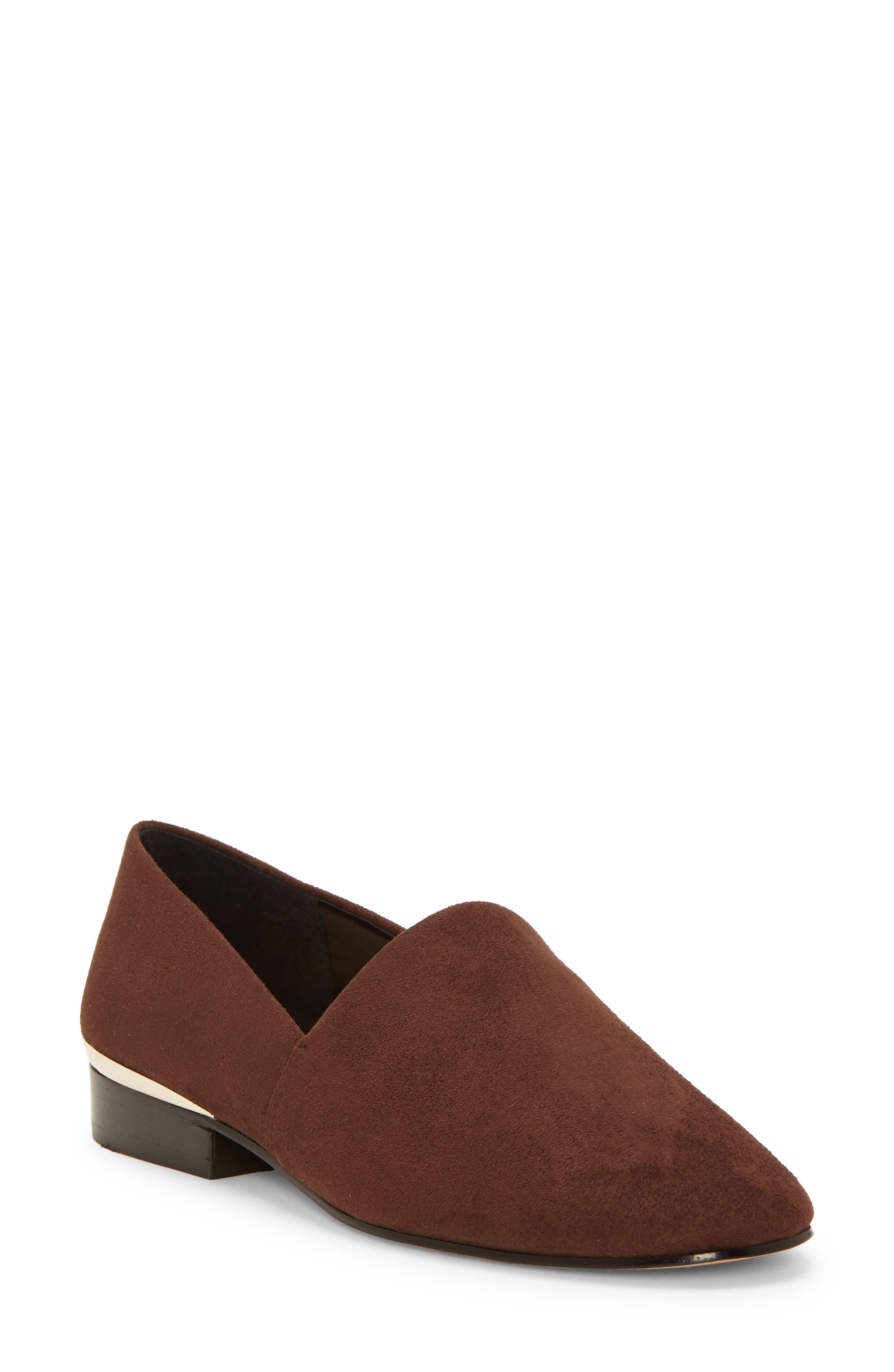 Enzo Angiolini Tagwen Loafer- Brown