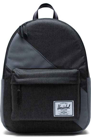 Herschel Supply Co. Classic X-Large Backpack (Black Crosshatch/Quiet Shade)