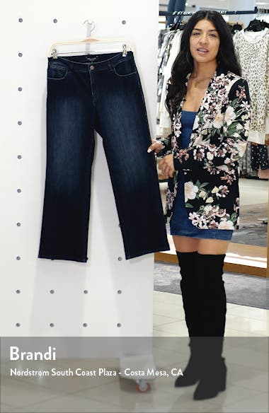 Mercer Crop Flare Jeans, sales video thumbnail