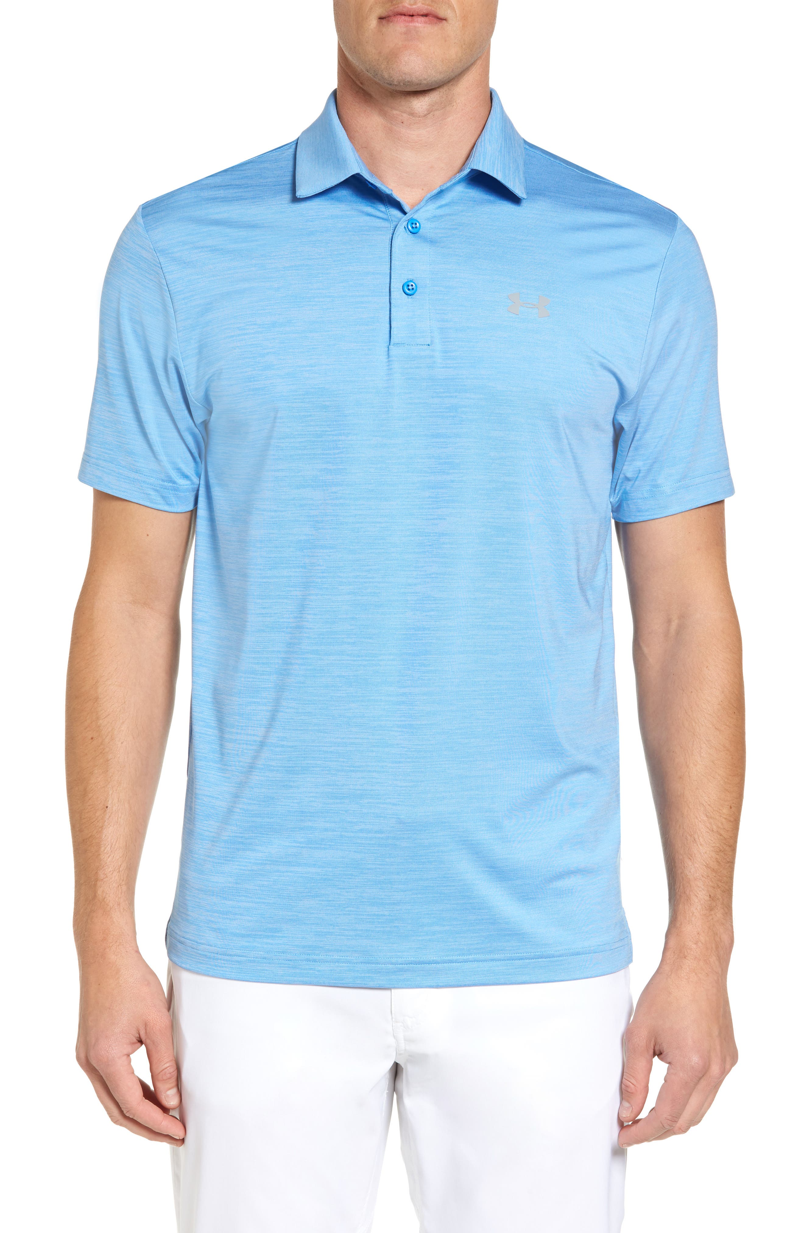 ,                             'Playoff' Loose Fit Short Sleeve Polo,                             Main thumbnail 293, color,                             465