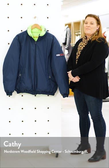 TJM Reversible Puffer Jacket, sales video thumbnail