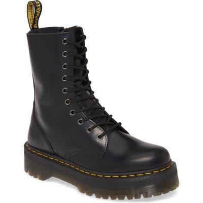 Dr. Martens Jadon Hi Platform Boot, Black